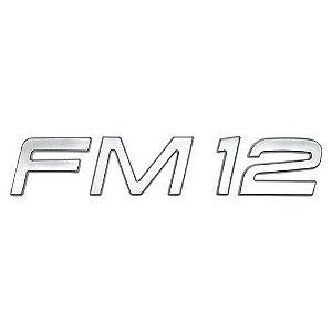 Emblema do Modelo para Volvo FM 12