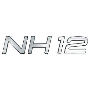 Emblema do Modelo para Volvo NH 12