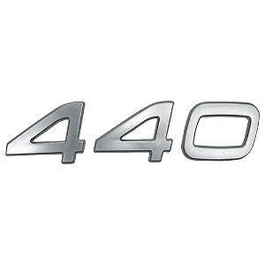Emblema / Letreiro 440 Volvo FH / FM