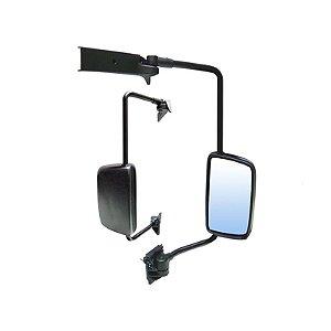 Espelho Retrovisor Sem Auxiliar Volvo VM - Elétrico com Desembaçador