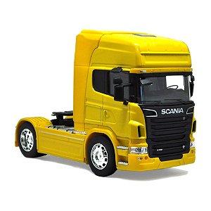 Caminhão Miniatura Scania Série 5 Highline