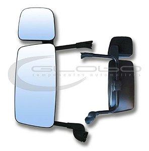 Espelho Retrovisor Econômico Scania Série 4 / 5 - Com Desembaçador