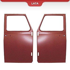 Scania L111 - Folha de Porta