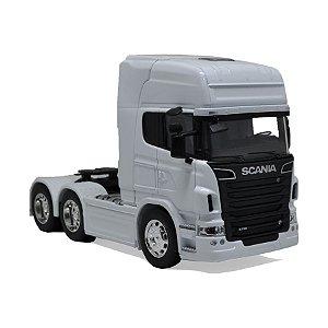Caminhão Miniatura Scania Série 5 Highline Trucado