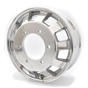 Roda de Alumínio para Caminhão 3/4 Speedline Aro 17,5 x 6,00 (6 furos)