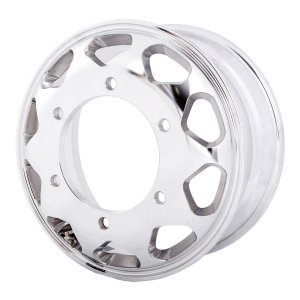 Roda de Alumínio para Caminhão Accelo 6 Furos 17,5 x 6,75 (6 furos)