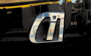 Aplique da Maçaneta em Inox para Volvo VM até 2014