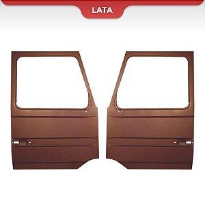 Folha de Porta Scania T 112/113