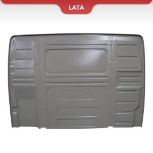 Volvo NH - Teto Baixo - Chapa Traseira