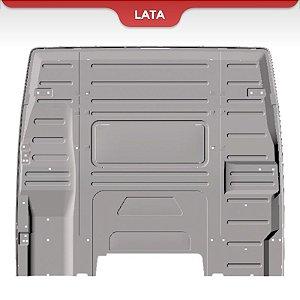 Volvo FH Globetrotter até 2014 - Chapa Traseira