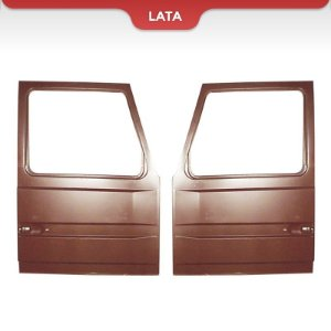 Scania R 112/113 - Folha de Porta