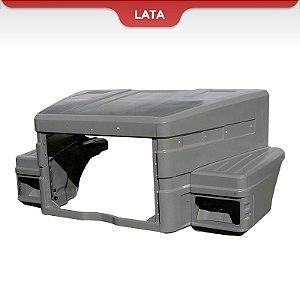 Capo Scania 113 Completo com Paralama Curto em Lata (T113)