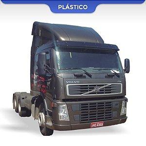 Defletor de Ar Volvo FM Cab. Baixa até 2014 (Aerofolio Completo)