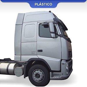 Defletor de Ar Lateral Volvo FH Globetrotter até 2014 (Aerofolio Cegonheiro)