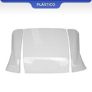 Defletor de Ar do Teto Parcial Mercedes-Benz 1620, 1720, 1215, Atron, 608, 710 (Aerofolio Parcial)