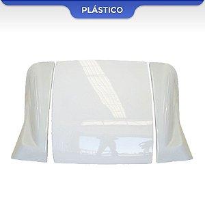 Defletor de Ar Teto Fixo Volkswagen Delivery, Titan e Worker (Aerofolio Parcial)