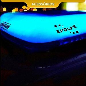 Climatizador de Ar para Caminhão Evolve RGB - Luzes em Led com controle
