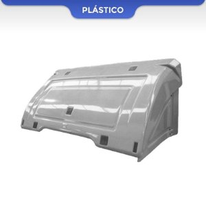 Defletor de Ar do Teto com regulagem Ford Cargo até 2010 (Aerofolio Parcial)