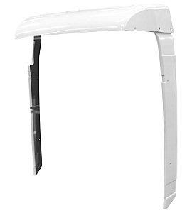 Defletor de Ar Fixo Mercedes-Benz Actros Cab. Alta (Aerofolio Completo)