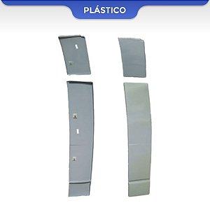Defletor de Ar Lateral Volvo NH Globetrotter até 2014 (Aerofolio Cegonheiro)