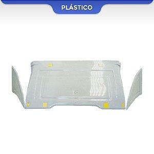 Defletor de Ar Parcial do Teto com Regulagem Volkswagen Delivery, Titan e Worker