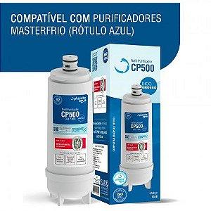 Refil Filtro Vela CP500 para Purificadores Masterfrio Rótulo Azul (Similar) Master Frio 22,5mm