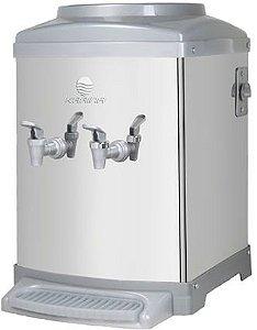 Bebedouro de Água Refrigerado K11 inox com Compressor