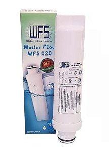 Refil Filtro Vela Master Flow para Purificadores Electrolux PAPPCA20 (Similar) PE10B / PE10X