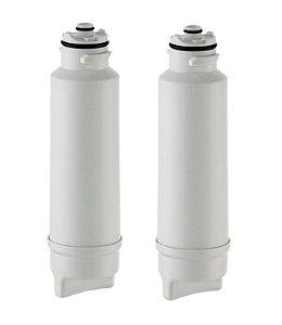 Kit com 2 Refil / Filtro Smart Flow Para Purificador de Água Electrolux - PA10N|PA20G|PA25G|PA30G e PA40G (Similar)