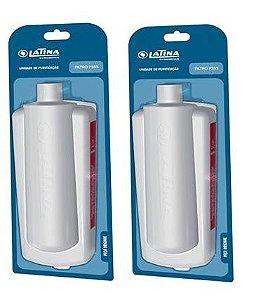 Kit com 2 Refis / Filtro Para Purificador de Água LATINA P355 (Original)