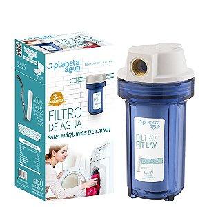 Filtro de Água para Máquinas de Lavar Roupa ou Lavar Louças
