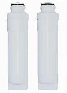 Kit Com 2 Refis / Filtro Vela Master Flow para Purificadores Electrolux PAPPCA20 (Similar) PE10B / PE10X