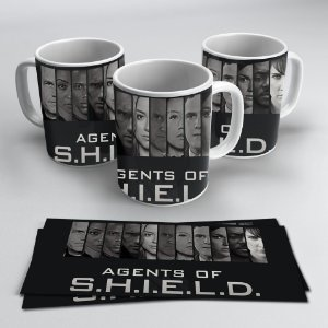 Caneca Marvel's Agents of S.H.I.E.L.D.