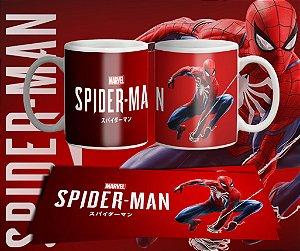 Caneca Spider Man (Homem Aranha)