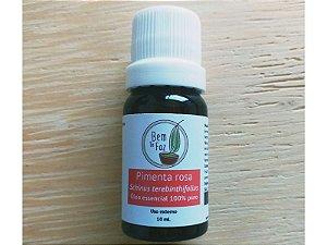 Óleo essencial Pimenta Rosa