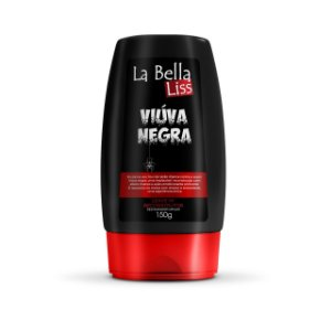 Leave-in Reconstrutor Viúva Negra La Bella Liss 150g