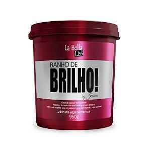 Máscara Hidronutritiva Banho de Brilho La Bella Liss 950g