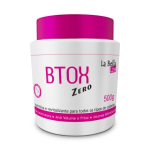 Btox Zero 500g La Bella Liss