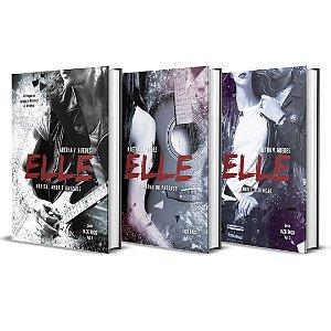 Trilogia Elle + marcador guitarra 3D