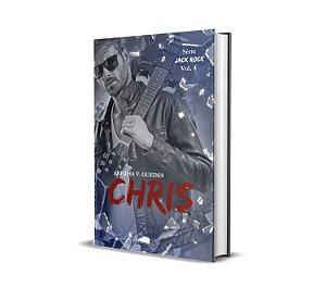 Chris (série Jack Rock #4) + marcadores -  (Depósito: 40,00. Checar desconto na Shopee)