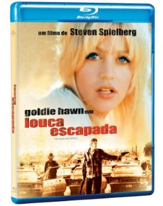 Blu-ray Louca Escapada - Steven Spielberg - (Exclusivo)