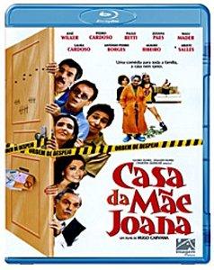 Blu-Ray Casa da Mãe Joana