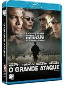 Blu-Ray O Grande Ataque