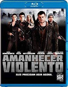 Blu-ray Amanhecer Violento ( Chris Hemsworth )