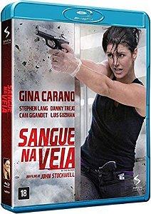 Blu-Ray Sangue Na Veia - Danny Trejo