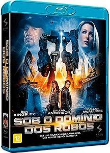 Blu-ray Sob O Domínio Dos Robôs