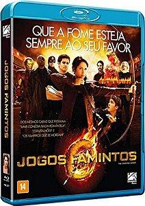 Blu-ray - Jogos Famintos