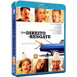 Blu-Ray Sem Direito A Resgate - Jennifer Aniston