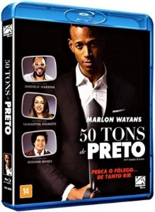 Blu-ray - 50 Tons de Preto