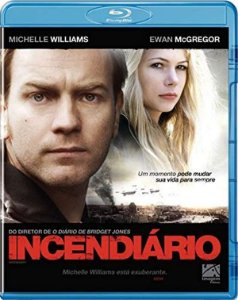 Blu-Ray Incendiario - Ewan McGregor